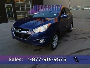 2012 Hyundai Tucson AWD LIMITED Leather,  Heated Seats,  Bluetoo
