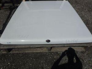 Tonneau cover - Fibreglass(TrailFX) Fits 07-13 Sierra 6.5ft Box