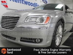 2014 Chrysler 300 300C AWD with NAV, sunroof, heated/cooled powe
