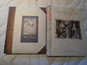 Maternity books  Livres de maternité bébé
