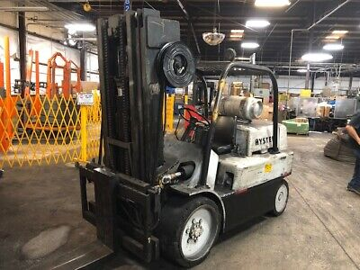 Hyster Forklift 15000 Lbs Warehouse Type S150a
