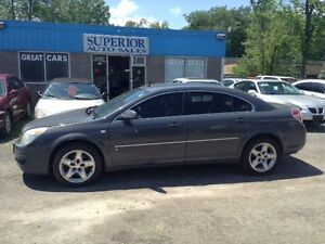 2007 Saturn Aura XE Fully Certified and Etested !