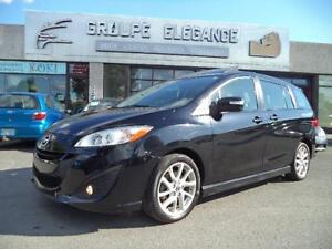 2014 Mazda Mazda5 GT--CUIR-TOIT-6 PLACE