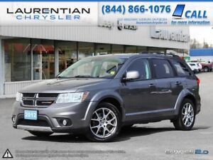 2012 Dodge Journey R/T-WATCH MOVIES ON THE JOURNEY!