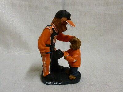 Tony Stewart With Boy Bear Boyds Bear Nascar Racing Figurine 919356 1E/891