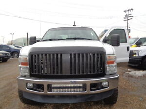 2009 FORD SUPER DUTY F-350 LARIAT-LEATHER-SUNROOF-DIESEL