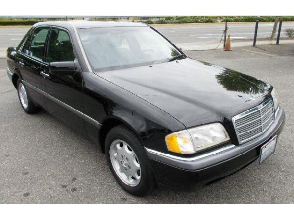 Used 1998 Mercedes-Benz C-Class