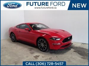 2018 Ford Mustang EcoBoost Premium SYNC3 10 SPEED AUTO NAVIGATIO