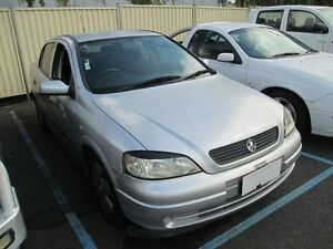 2002 Holden Astra TS Equipe Silver 4 Speed Automatic Hatchback Moorabbin Kingston Area Preview