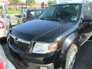 MAZDA TRIBUTE 2011 AUTOMATIC FULL LOAD  WARRANTY