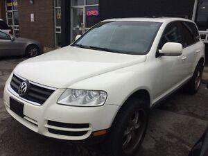 2007 Volkswagen Touareg V6 $4,999.90