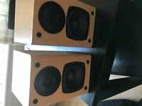 Powered Speakers - great condition !