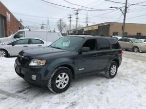 2008 MAZDA TRIBUTE- 2X4- automatic- 4CYLINDRES- FULL-   3500$