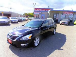 2013 NISSAN ALTIMA 2.5SV SUNROOF CAMERA LOADED EASY FINANCE