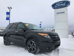 2014 Ford Explorer Sport, 4x4, LOADED! 365HP, 56,014km!!