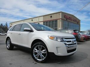 2013 Ford Edge SEL AWD, NAV, ROOF, LEATHER, 60K!