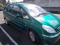 CITROEN XSARA PICASSO 1.6 DESIRE 2 MPV 04 REG,, TRADE IN CAR TO CLEAR,, MOT OCTOBER 2017