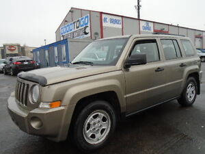 2008 JEEP PATRIOT SPORT-LEATHER--ONE OWNER---106,000KM Edmonton Edmonton Area image 5