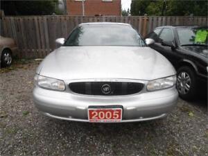 2005 Buick Century Auto Sedan Silver 168,000Km