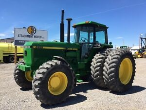 John Deere 4955 Tractor for sale! ONLY 4,337 HOURS! $59,500.00