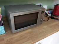 Tesco microwave oven Silver 800W