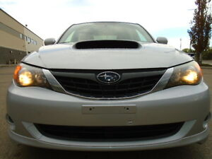 2008 Subaru Impreza WRX TURBO PREMIUM EDITION-AWD-AMAZING SHAPE