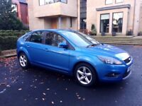 Ford Focus 1.6 Zetec , 2009, 69800 miles, outstanding condition, 12 mths MOT, Full Service History.