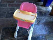 dolls high chair Paralowie Salisbury Area Preview