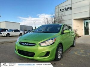 2013 Hyundai Accent GL/HEATED SEATS/NO ACCIDENT CLAIMS