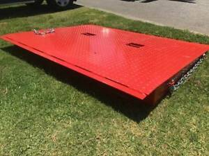 container ramp 6500 kg rated Malaga Swan Area Preview