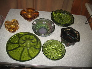 Assortment of Vintage Bowls