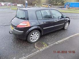 Renault Megane Dynamique VVT 5dr PETROL MANUAL 2006/56