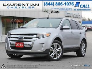 2013 Ford Edge -HAVE YOU DRIVEN A FORD LATELY?
