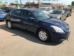 2012 Nissan Altima 2.5S CVT Automatic, Clean CarProof