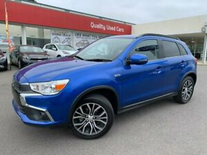 2017 Mitsubishi ASX XC MY17 LS 2WD Blue 6 Speed Constant Variable Wagon Goulburn Goulburn City Preview