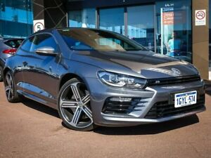 2016 Volkswagen Scirocco 1S MY16 R Coupe DSG Grey 6 Speed Sports Automatic Dual Clutch Hatchback Maddington Gosnells Area Preview