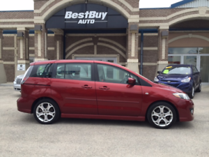 2009 Mazda 5 GT_ACCIDENT FREE_WARRANTY INCLUDED