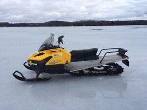 2013 Ski Doo Tundra LT 600 ACE.