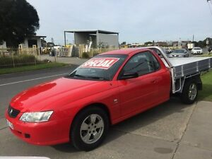 2004 Holden Commodore VY II ONE Tonner S 4 Speed Automatic Cab Chassis Brooklyn Brimbank Area Preview