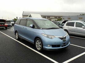 FRESH IMPORT NEW SHAPE 2007 TOYOTA ESTIMA PREVIA PRIUS HYBRID AUTOMATIC TOP SPEC