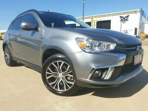 2018 Mitsubishi ASX XC MY18 LS 2WD Grey 6 Speed Constant Variable Wagon Garbutt Townsville City Preview