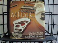 Three large format hardback Music Reference Books [Superior Music Books]