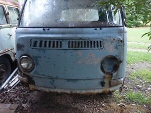 1972 Volkswagen Kombi Dual Cab ute pickup swap for car trailer Terrey Hills Warringah Area Preview