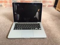 "Apple MacBook Pro 13"" i7. March 2011. Upgraded to solid state drives (SSD) in 2014"