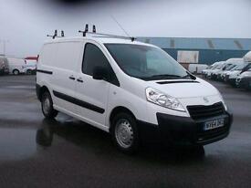 Peugeot Expert 1000 1.6 HDI 90 H1 VAN DIESEL MANUAL WHITE (2014)