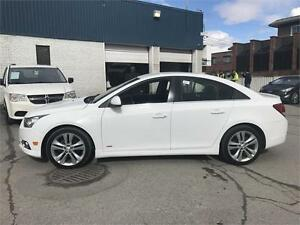 2012 Chevrolet Cruze LT RS turbo avec 1SB-FULL-AUTOMATIQUE-MAGS