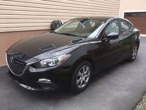 2014 Mazda just off lease