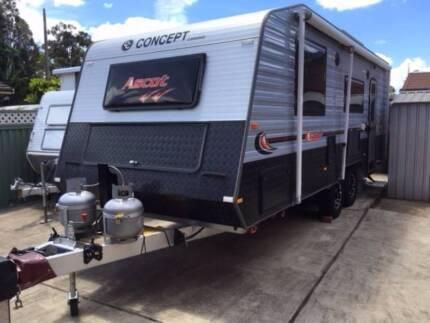 2016 Concept Ascot Caravan