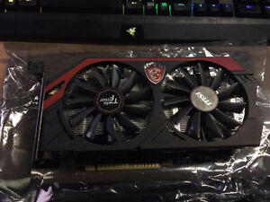 NVIDIA GeForce GTX 750 Ti For Sale $100 OBO