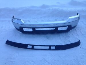 FORD F-350 FRONT BUMPER